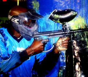 Melbourne Indoor Paintball - Attractions
