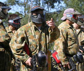 Action Paintball Games - Perth - Attractions