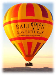 Balloon Adventures Barossa Valley - Attractions