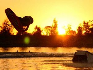 Bonney's WA Water Ski Park - Attractions