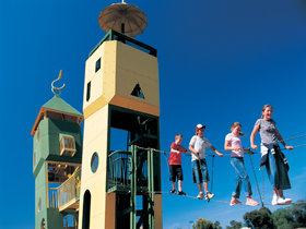 Monash Adventure Park - Attractions