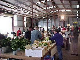 Burnie Farmers' Market - Attractions