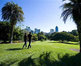 City Botanic Gardens - Attractions