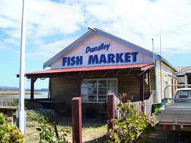 Dunalley Fish Market - Attractions