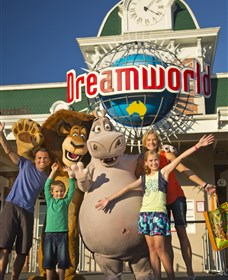 Dreamworld - Attractions