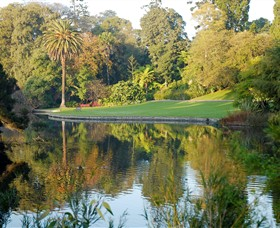 Royal Botanic Gardens Melbourne - Attractions