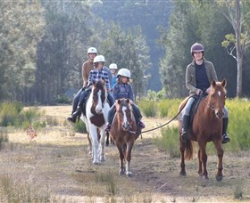 Horse Riding at Oaks Ranch and Country Club - Attractions